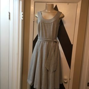 Calvin Klein Dresses - NEVER WORN CALVIN KLEIN SLEEVELESS PLEATED DRESS